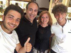 Un pomeriggio speciale tra vecchi e nuovi amici ❤️con Gianluca Ginoble Marco Cardelli Adelina D'Agostino #repost of @MatcoCastiglioni SandraDigiacinto #grazie
