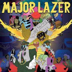 Major Lazer – Free The Universe