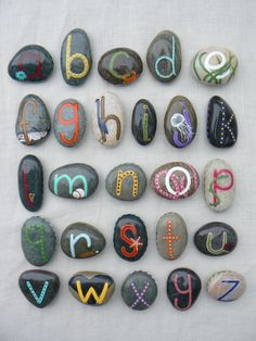 Cute Stones by rosebudoriginals