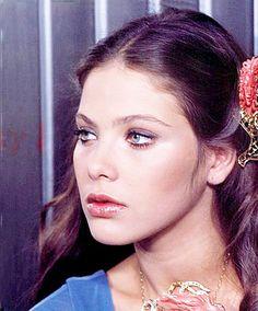 Ornella Muti photographed by Chiara Samugheo, 1970's