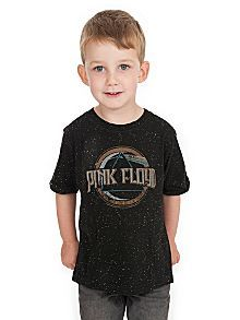 Kid`s Pink Floyd On The Run speckle T-Shirt
