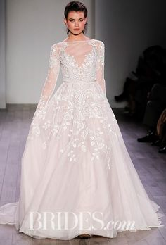 Brides: Wedding Dresses with Sleeves