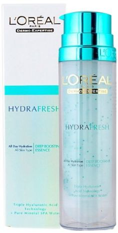 L'Oreal Dermo-Expertise Hydrafresh Deep Boosting Essence 50ml/1.7oz -- This is an Amazon Affiliate link. Continue to the product at the image link.