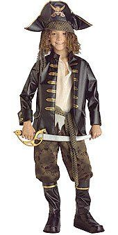 Kids Pirate Captain Costume  Child Small * Want additional info? Click on the image-affiliate link.