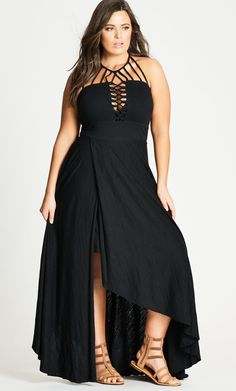 8eedecc18e 131 Best Plus Size Maxi Dresses images