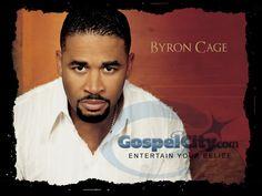 images of gospel artist | Gospel Music - BYRON CAGE CHAT - GospelCity