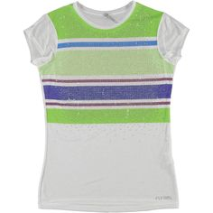 T-shirt strass all over FlyGirl donna € 49,90 scontata del 10% la paghi solo € 44,91 | Nico.it - #nicoit #moda #fashion #fashionista #springsummer #ss15 #spring #summer #newarrivals #newcollection #fashion #love #bestoftheday #lookoftheday #outfitoftheday #picoftheday #tshirt #flygirl