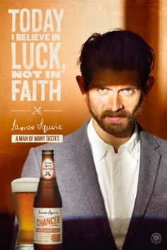 Lion set to launch first outdoor campaign for fastest growing beer brand James Squire this Sunday via Publicis Mojo, Sydney First Fleet, Beer Brands, How To Make Beer, Things To Buy, Craft Beer, How To Draw Hands, Campaign, Believe, Product Launch