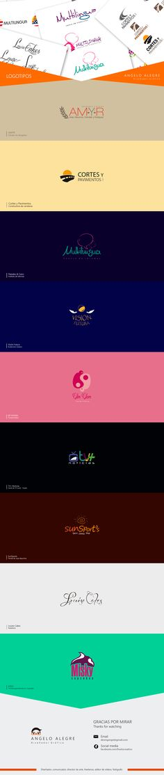 Logotipos on Behance