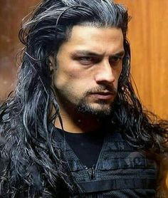 Image may contain: 1 person, beard and closeup Wwe Superstar Roman Reigns, Wwe Roman Reigns, Roman Regins, Wwe World, Royal Rumble, Professional Wrestling, How To Draw Hair, Wwe Superstars, Roman Empire