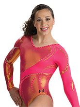 UA Fearless from Under Armour Gymnastics
