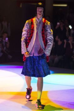 Comme des Garçons Homme Plus Spring 2018 Menswear Collection Photos - Vogue