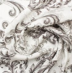 Check out the new and latest additions to our dedicated online fabric shop. Baroque Fashion, Printed Linen, Monochrome, Interiors, Statue, Fabric, Prints, Tejido, Monochrome Painting