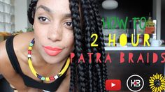 HOW TO: 2 HOUR PATRA BRAIDS! [Video] - http://community.blackhairinformation.com/video-gallery/braids-and-twists-videos/how-to-2-hour-patra-braids-video/