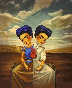 """Nos flipa la liturgia del mundo Frida. Y la ilustración. Y una edición especial... ¡Nos pirra! Así que no te puedes perder """"Frida"""" de Perez y Lacombe ;)"""
