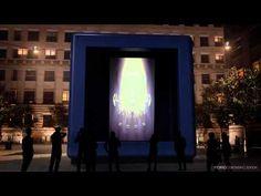 immersive ford favilla installation explores the science of light