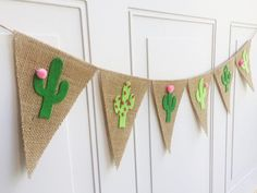 Kaktus-Banner - Kaktus-Dekor - Kaktus-Party - Filz-Kaktus-Girlande - Kaktus-Babyparty - Sommer-Banner, Fiesta-Party-Dekorationen, Taco-Party Best Picture For Cactus wallp Fiesta Party Decorations, Party Fiesta, Taco Party, Decoration Cactus, Cactus Craft, Garland Decoration, Cactus Diys, Rock Cactus, Baby Cactus