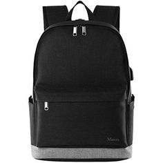89d35c811a66 Middle School Backpack High Student Travel Laptop for Boy Girl Men Women  Water  Mancro Boys