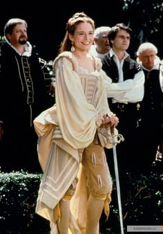 Veronica Franco, courtesan (Catherine McCormack) in 'Dangerous Beauty' Awesome movie, interesting costumes.