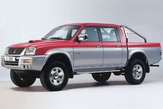 MITSUBISHI L200 1997-2002 REPAIR SERVICE MANUAL.