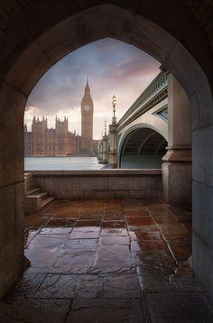 atraversso: Big Ben by Michael Breitung