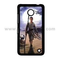 Nokia 630 Durable Hard Case Design With Star Wars The Force Awakens