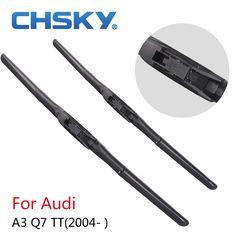 CHSKY Windshield Wiper Blades for Audi A3 Q7 TT