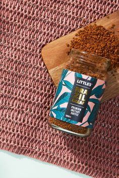 Little's Brazilian decaf is premium, single-origin instant coffee that uses high-quality Arabica beans Little's Coffee, Instant Coffee, The Originals, Single Origin, Beans, Beans Recipes