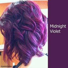 Discover how to dye your hair purple and stand out from the crowd with this  vibrant color. cace8c73c73