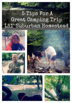 Karen Lynn shares her 5 top tips for a fun camping adventure ahead! Yes, it's camper season so this is a must read!