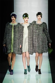 Milan Fashion Week Fall 2013 Runway Looks - Best Milan 2013 Runway Fashion - Harper's BAZAAR