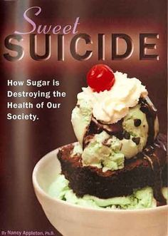 Sugar is toxic click here and find out why! http://www.praiseworkshealthandwellness.blogspot.com/2012/06/146-reasons-not-to-eat-sugar-below-is.html