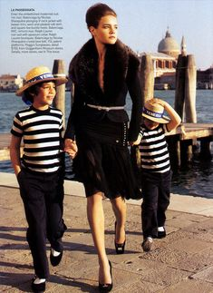 That's Amore Vogue US July 2005-1