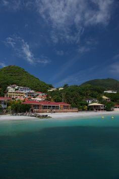 Les Saintes, Guadeloupe #VisitGuadeloupe #GuadeloupeIslands