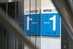 Directorio de Planta MutuaPark Parking, Bar Chart, Plants, Blue Prints, Bar Graphs