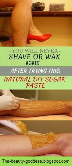 The Best Way To Remove Unwanted Body Hair - The Beauty Goddess