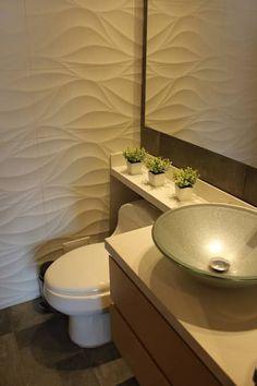 Baño auxiliar: Baños de estilo por Home Reface - Diseño Interior CDMX #decoraciondebaños