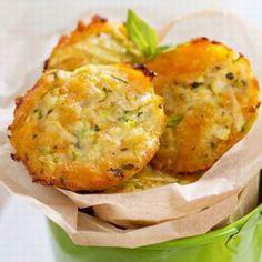 Zöldséges muffin Recept képpel - Mindmegette.hu - Receptek