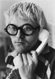 David Hockney, 1972.