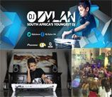 DJ Dylan - Soul Candi Institute of Music qualified the 9 year old Dylan as DJ when he completed his DJ101 course.  He has since completed a basic Management course (how to charge out, expenses and profit) as well as DJ 102 (Digital DJ).