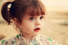 And can this be my little girl? Please?