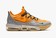 new products d3d56 74353 Nike LeBron 16 Low Safari Jordans Sneakers, Air Max Sneakers, Air Jordans,  Lebron