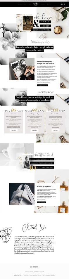 Check out some of the amazing websites that our customers have built using our premium Squarespace Template Kits! DIY your dream site with our easy to use Templates! Website Design Inspiration, Blog Design, Design Ideas, Layout Design, Minimal Web Design, Modern Web Design, Graphic Design, Website Layout, Website Themes