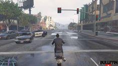 Grand Theft Auto V - Ultimate Police escape - No cheat