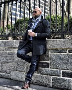 Shoes @thursdayboots Jeans @luckybrand Jacket @jachsny Scarf @suitsupply Photo @kathleen_oneill