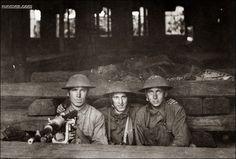 Rusmea : 100 anos atrás - a primeira guerra mundial em fotos