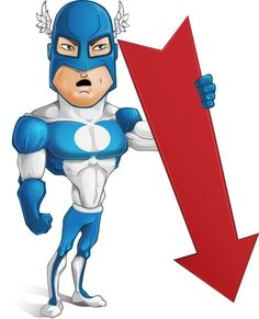 This Stock Man in Superhero Costume Cartoon Vector Character comes in complete set of different action poses.