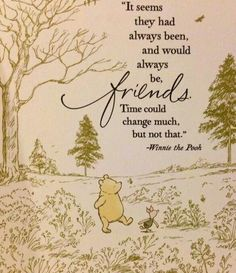 """[ """"Winnie the Pooh Friendship Quote.pretty much explains us Bestie"""", """"Winnie the Pooh Friendship Quote. I have my own Pooh as my friend and Quotes Funny Sarcastic, Flirting Quotes, Winnie The Pooh Quotes, Winnie The Pooh Friends, Tao Of Pooh Quotes, Winnie The Pooh Classic, Disney Winnie The Pooh, Best Friendship Quotes, Friendship Birthday Quotes"""