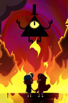 Find images and videos about wallpapers, lockscreens and gravity falls on We Heart It - the app to get lost in what you love. Gravity Falls Fan Art, Gravity Falls Bill, Dipper E Mabel, Mabel Pines, Dipper Pines, Monster Falls, Fall Tumblr, Arte 8 Bits, Desenhos Gravity Falls