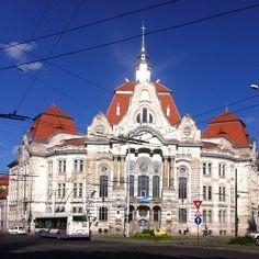 Timisoara, Romania #intercer #romania #timisoara